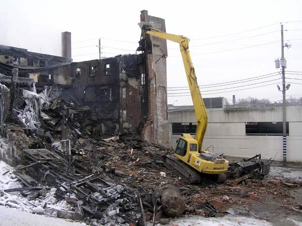 Demolizione-edifici